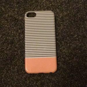 Hard stripped iPod 6/7 generation iPod case